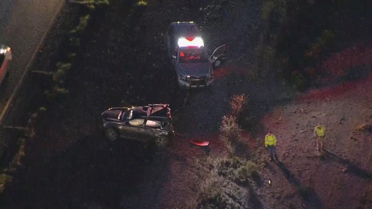 Toddler seriously hurt after 3-vehicle crash in Buckeye, 2 others injured