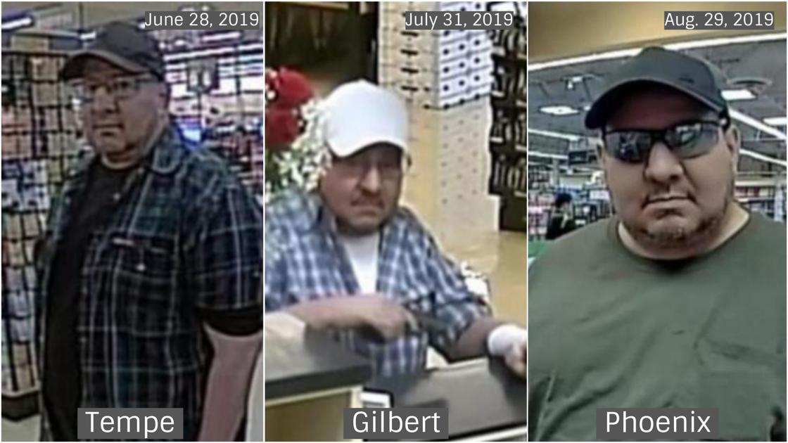 FBI warns public about 'Bandaged Bandit' who robbed banks in Tempe, Gilbert, Phoenix