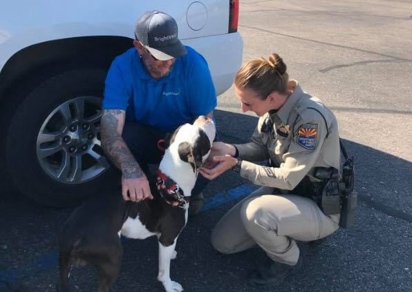 Troopers never gave up on finding Dozer