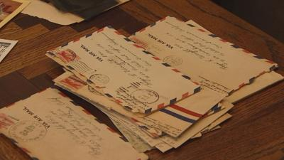 Old Navy love letters returned to family members