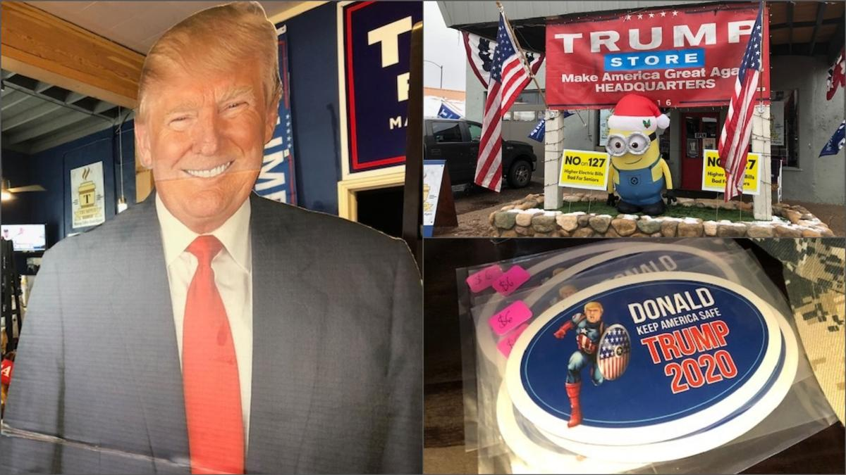 The Trumped Store