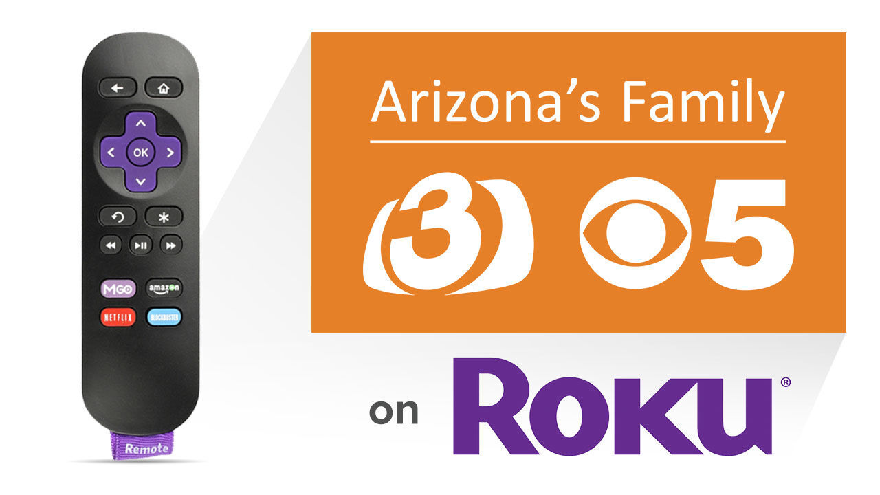 AZFamily Streaming News on Roku