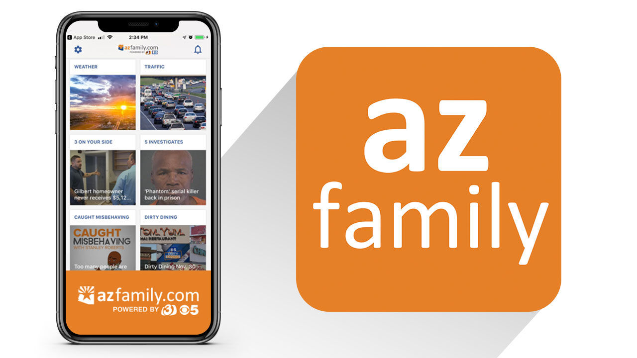 AZFamily News App