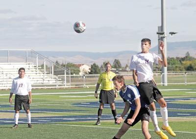 Baker boys soccer
