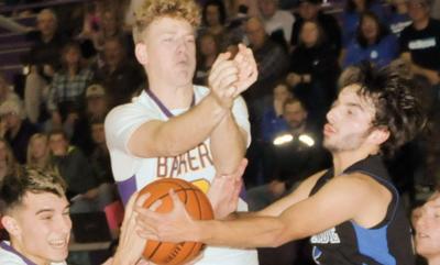 Baker boys basketball