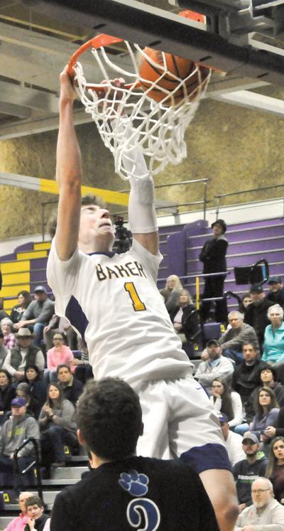 Baker turns back La Grande, stays unbeaten in GOL play