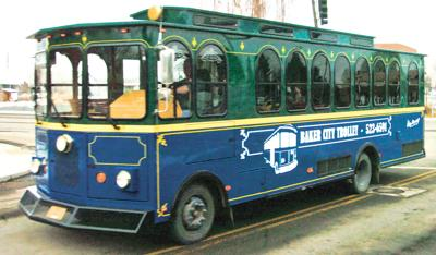 Baker City Trolley