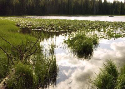 Grande Ronde Lake