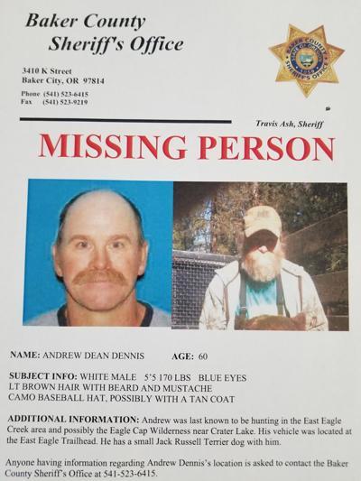 Missing hunter