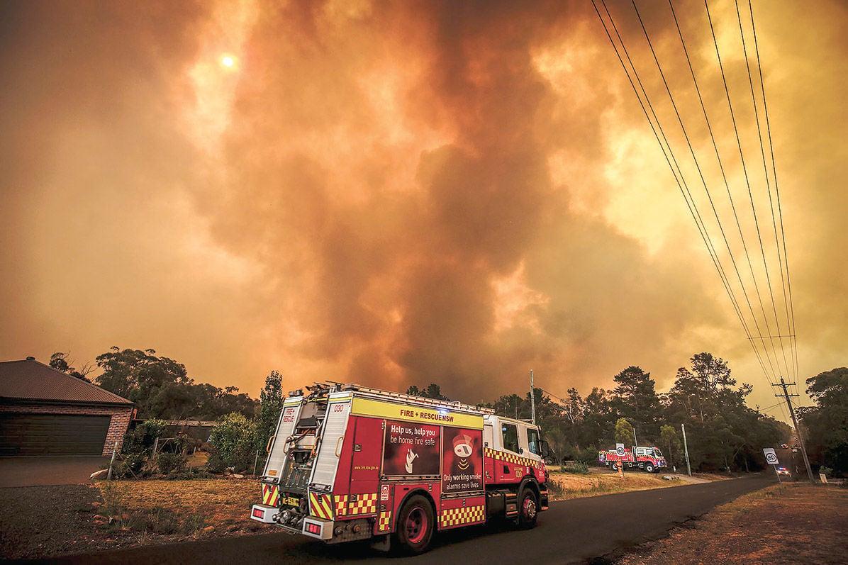 WORLD-NEWS-AUSTRALIA-FIRES-GET