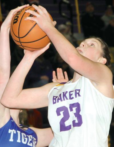 Baker girls hoops