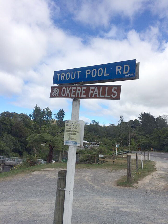 Trout Pool