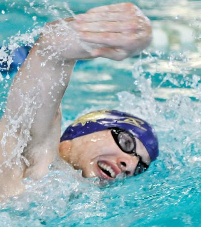 Baker swimmers qualify for state