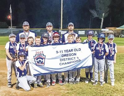 District baseball champs