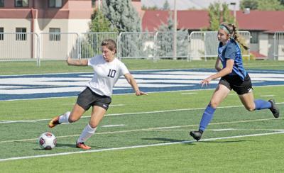 Baker girls soccer