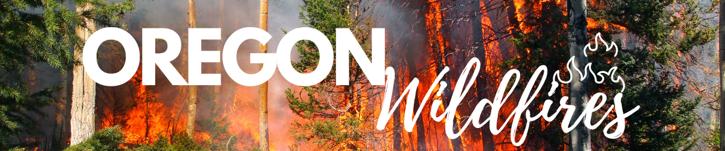 Baker City Herald - Wildfires