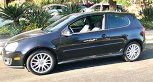 VW New GTi 2lt Turbo 2006 low miles 104K xlnt