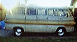 Dodge Sportsman Van 1969 Runs great, good cond. $15K OBO