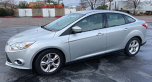 Ford Focus SE 2013 only 54K mi 4cyl loaded