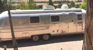 Airstream Ambassador, 1978 29ft. all original, very good cond. $14,000