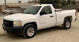 Chevy Silverado 2008 $5,000, 274,200 miles, Please call (661) 725-3600