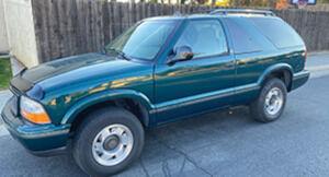 GMC Jimmy SLS 1998 only 58K mi. V6 auto loaded