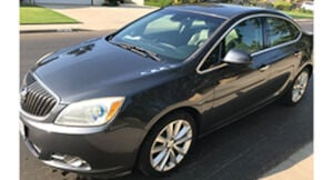Buick Verano 2012 excellent condition low miles 4-cylinder regular engine