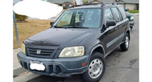 Honda CRV LX ,2000 AC, new tires brakes, exhaust system