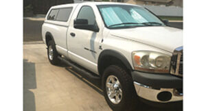 Dodge Ram 2006. 3/4 ton. diesel, good condition, 5th wheel