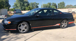 Chevrolet Monte Carlo 2005 Tony Stewart Edition Dashboard 1 Owner.