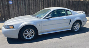 Ford Mustang LX 2003 only 69K mi. V6 auto loaded