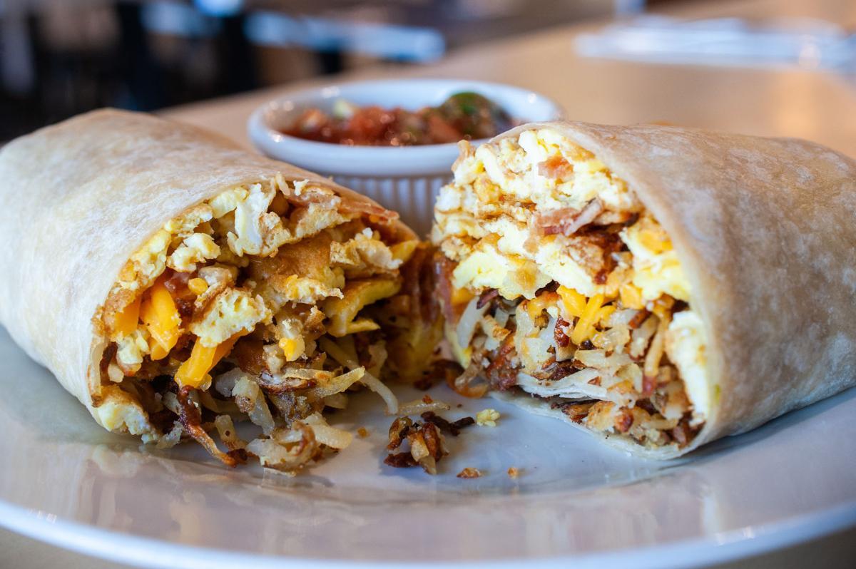 Mandy's burrito