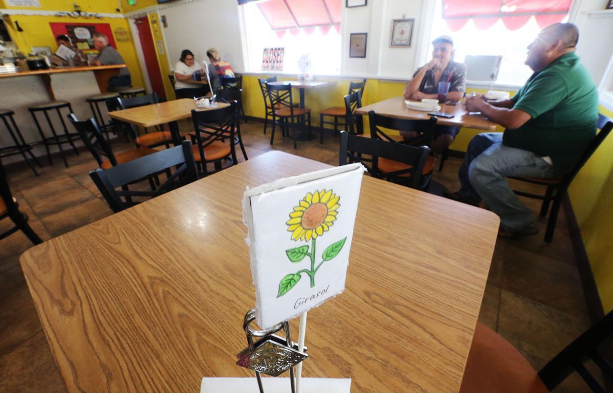 CasaFlores table
