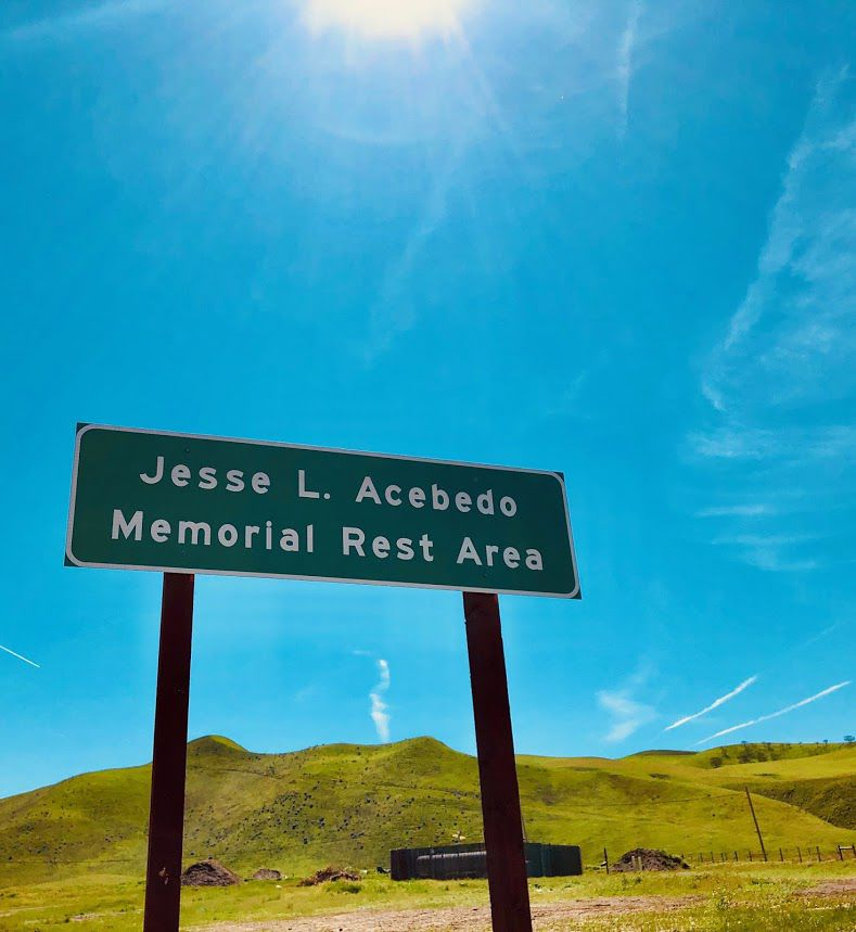 Jesse L. Acebedo Memorial Rest Area