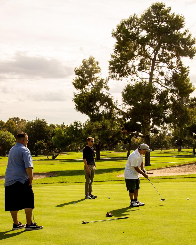 Magdalene Hope golf