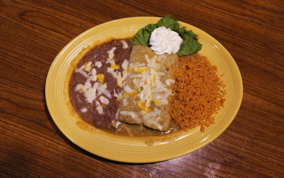 Rubens enchiladas