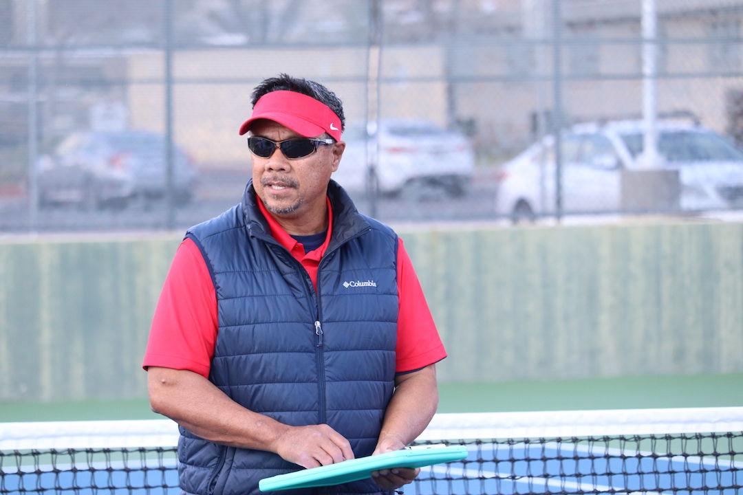 Noel Dalton BC tennis