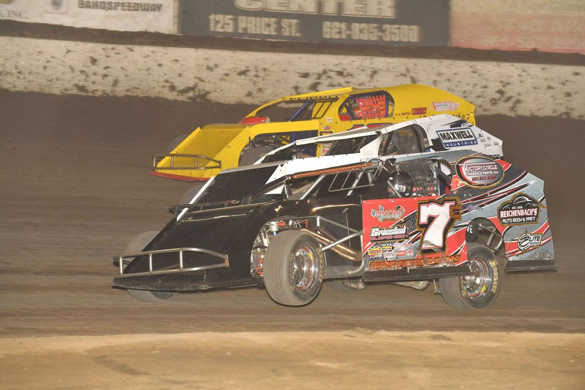 Sport Mods headline action at Bakersfield Speedway | Sports