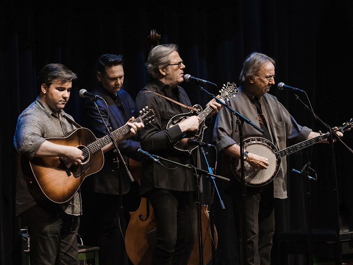 The John Jorgenson Bluegrass Band