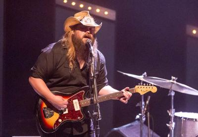 Chris Stapleton reschedule