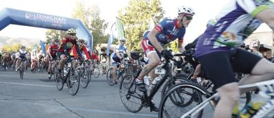 Tehachapi Grand Fondo race