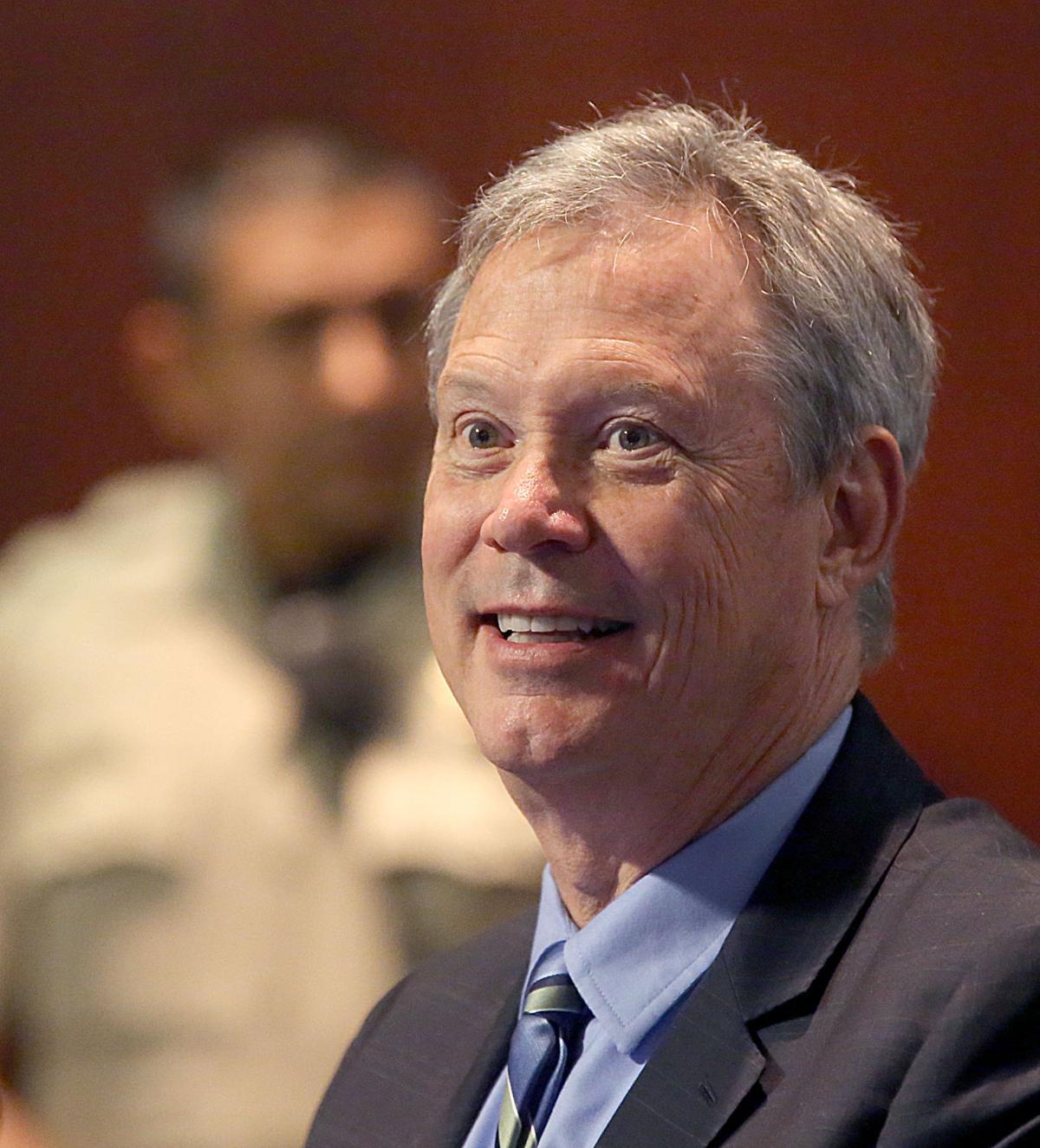 Kern County Administrative Officer John Nilon Retiring