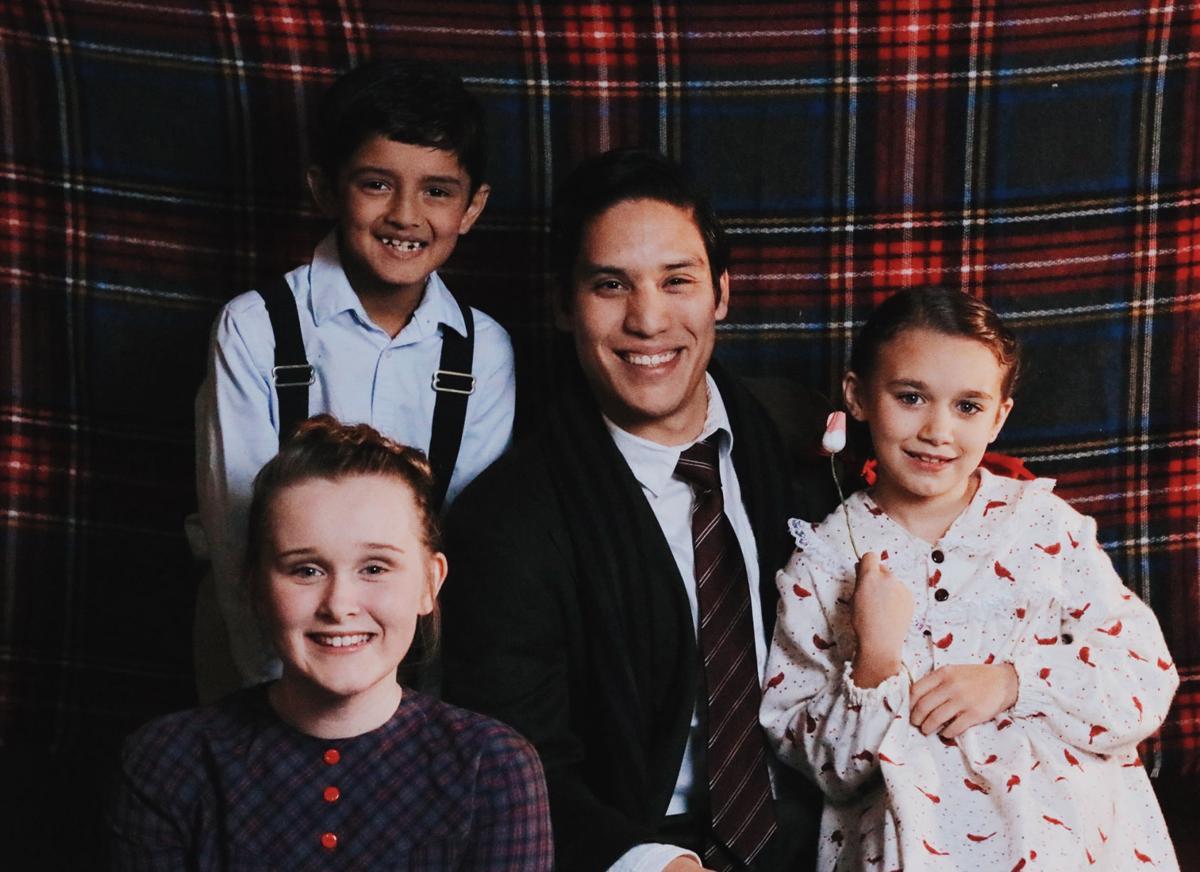 Wonderful family