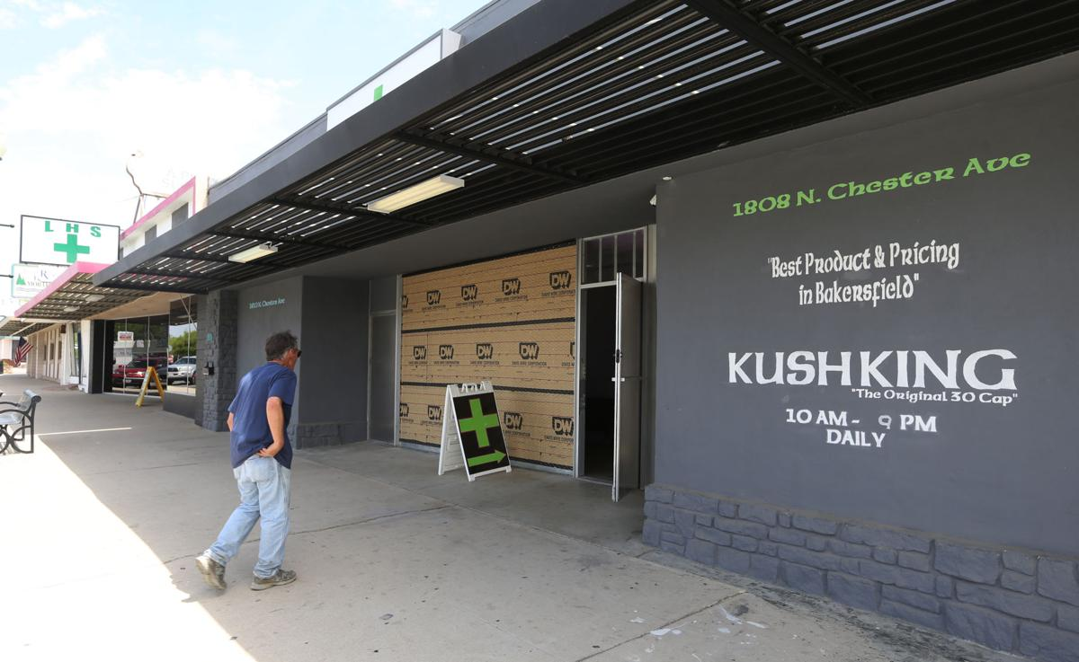Second Commercial Cannabis Initiative To Seek Voters Signatures