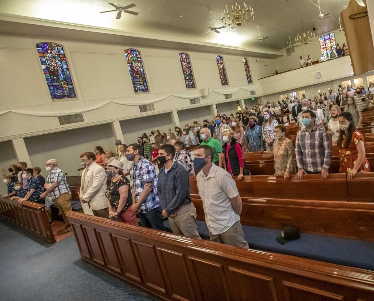 Firt Presbyterian Church EASTER05