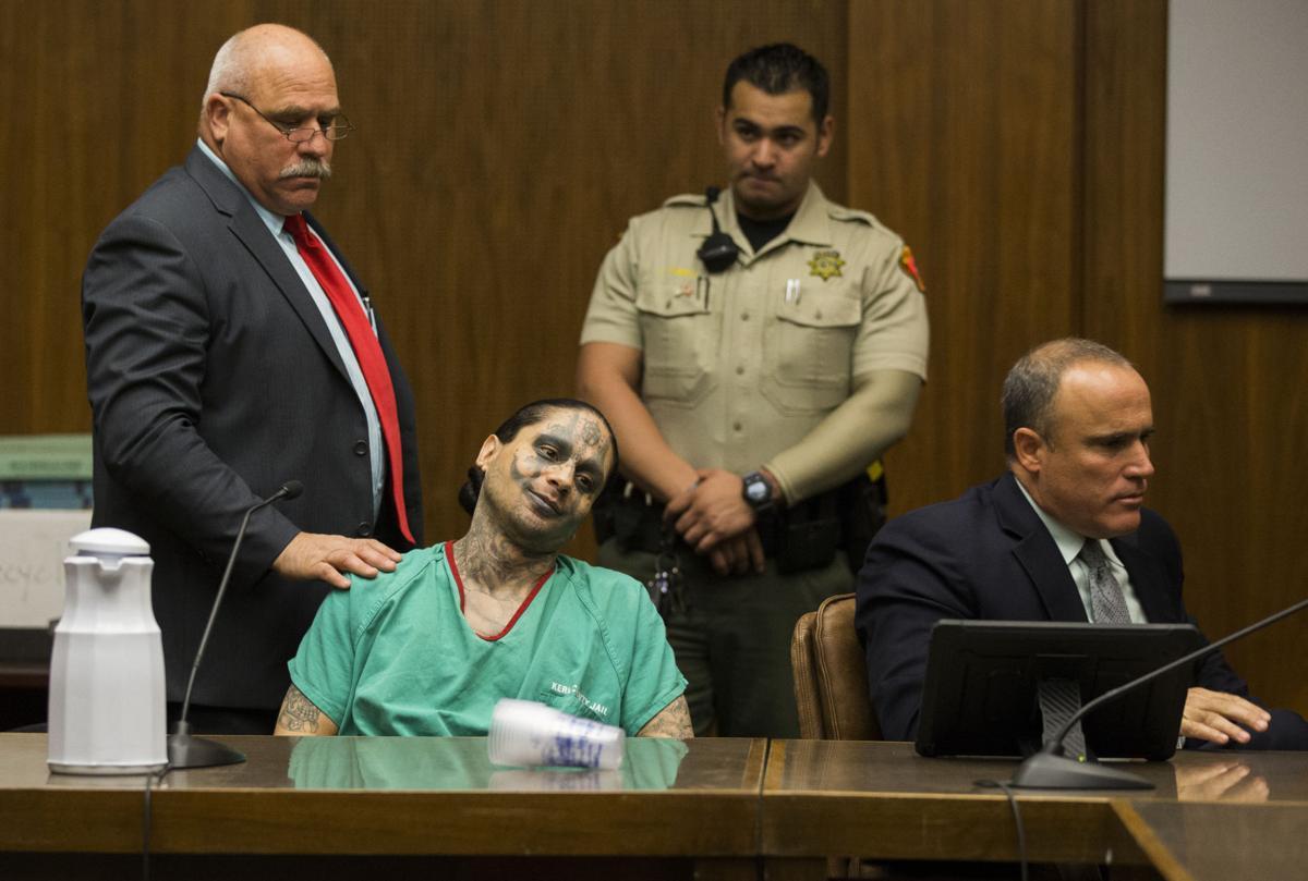 Murderer mocks victim's family as he's sentenced to life