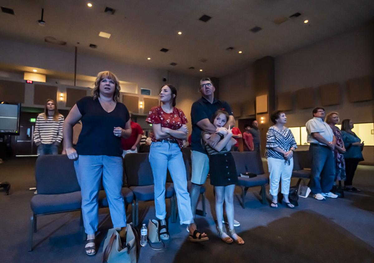 riverlakes community church reopens