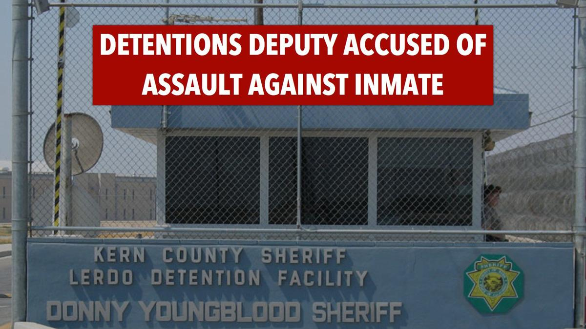 Detention deputy accused of assault against inmate | News