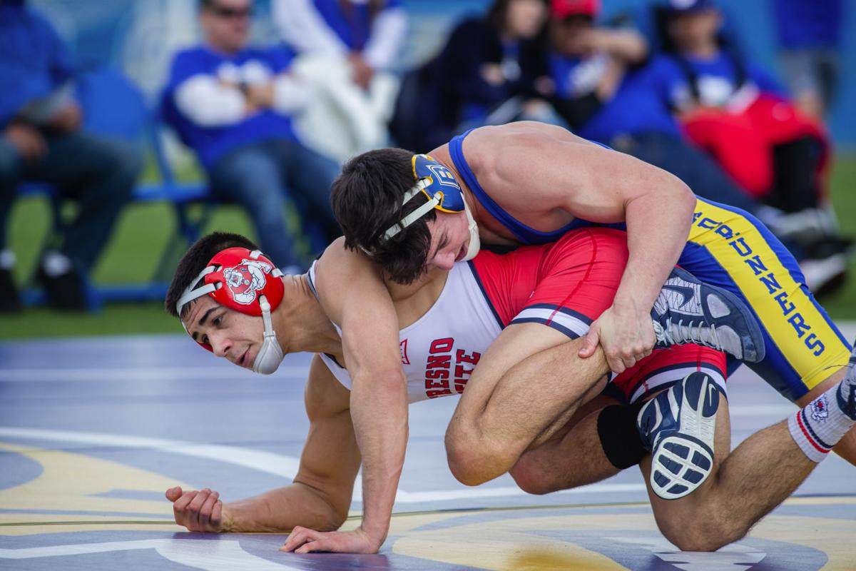 CSUB wrestling beats Fresno State in outdoor match | Sports