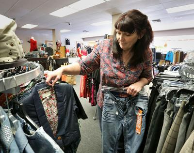 Tracy Gibson, The Mission Helped Her Get Sober Now Works At Their Boutique